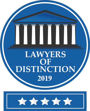 Attorney of Distinction - Motor Vehicle Lawyer Maine